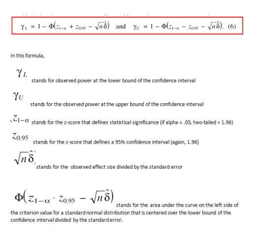 YM formula5