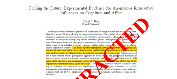 Journal Retracts 16 Year Old Paper >> Why The Journal Of Personality And Social Psychology Should